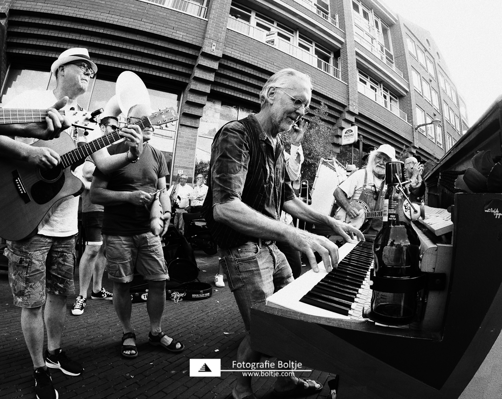 Straatmuzikanten Festival Alphen aan den Rijn 2019